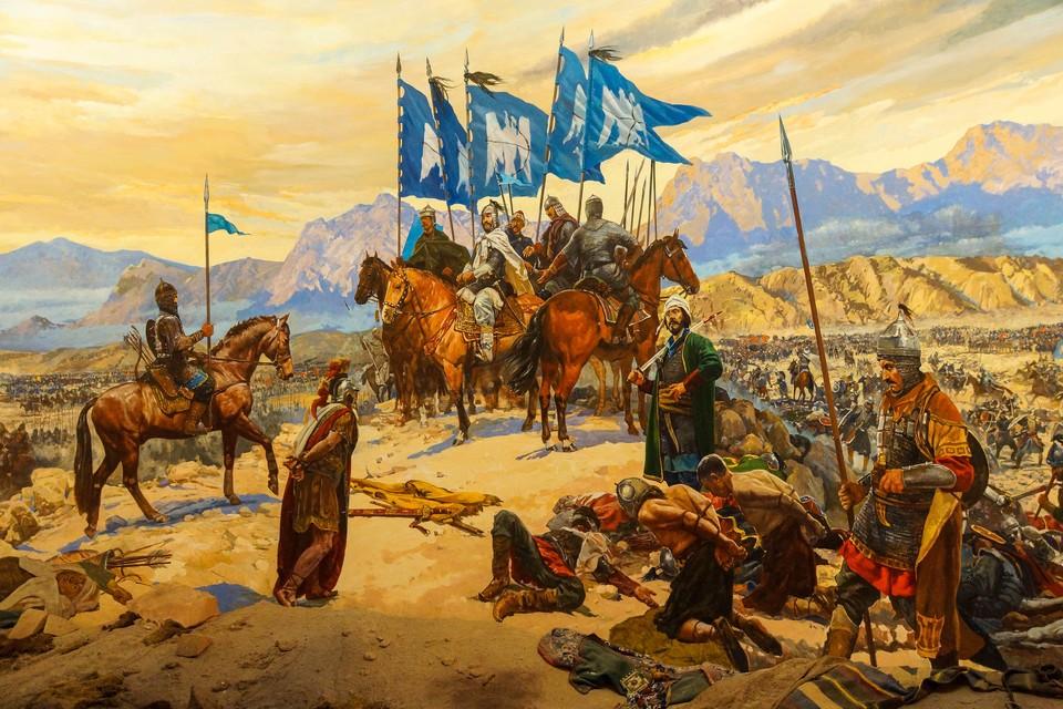 Battle of Manskerit