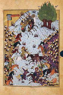 220px-Baysonghori_Shahnameh_battle-scene