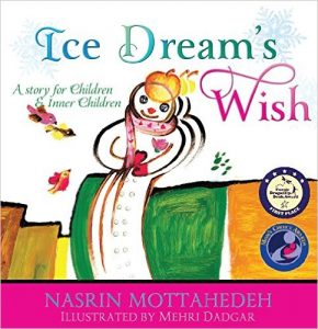 Cover of Ice Dream's Wish by Nasrin Mottahedeh