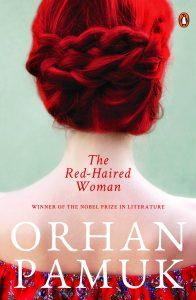 زن سرخ مو