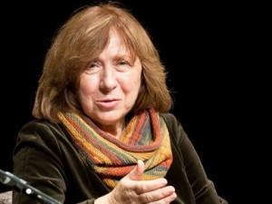Svetlana Alexievich- Nobel Prize Winner. Lit. 2015