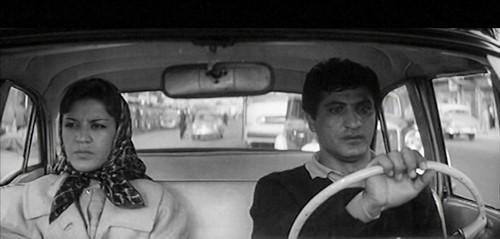 زکریا هاشمی و تاجی احمدی در خشت و آیینه اثر ابراهیم گلستان
