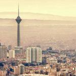فرو نشینی تهران
